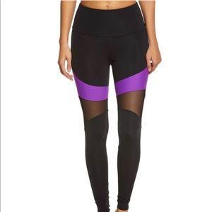 NWOT mesh detail leggings. Onzie brand